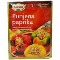 Aleva Gewürzmischung für Punjena paprika 60g