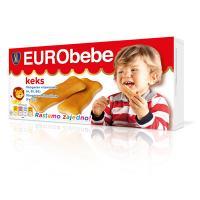 Eurobebe keks 130g