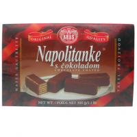 Kraš Napolitanke s čokoladom 500 g