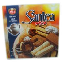 Kra Santea Mix Teegebck und Waffeln 450g 