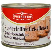 Podravka Rinderfrühstücksfleisch 200 g