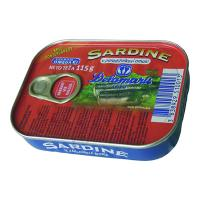 Sardine mit Tomatensoße 115g