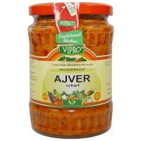 Vipro Ajvar Hausgemacht  pikant 580 g