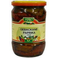 Vipro Gebackene Paprika scharf 580g
