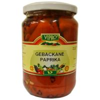 Vipro Gebackene Paprika 720g 