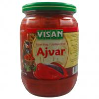 Visan Ajvar Mild 720g 